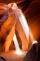 antelope canyon beams 5097