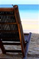 Bamboo Beach Chair....