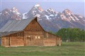 Barn, Mormon Row, Teton National Park