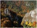 Solomon Rocks, near Brasov City, Romania