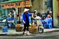 Vietnam Street Vendor