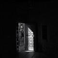 Toledo door (Spain)