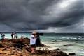 Snapper rocks quicksilver pro Expresions beach scenes 2012-03-03 023