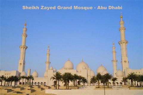 Mosque-Landscape