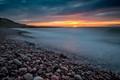 Inverbervie Beach Sunrise