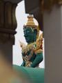 A quiet god in Thaïlande