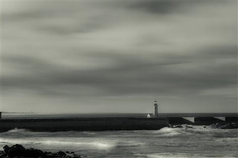Lighthouse gray