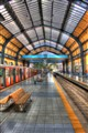 Piraeus Train Station