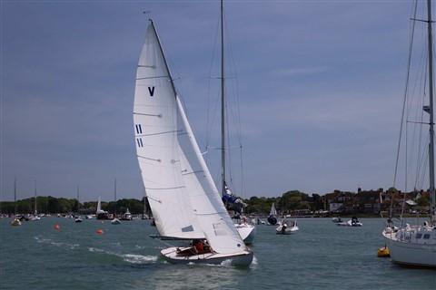 D40 Sailing