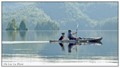 On Lac La Blanc