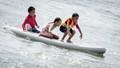 Mini-surfers