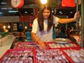 Dampa sa libis fish vendor, Quezon City