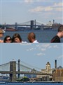 Zoom/No Zoom: Brooklyn Bridge
