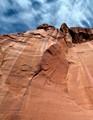 Of Sandstone in Utah.