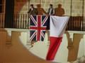 Union Jack/Maltese Flag