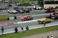 fast fords and mustangs drag race wheel standing