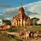 Buddhist Stupa-Bagan