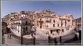 Ragusa, Sicily Panorama