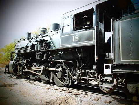 Steam Engine #18