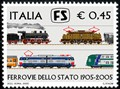100 Years Italian State Railways