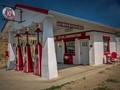 1930's Gas Station, Cawker City, Kansas