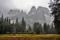 Cathedral Spires - Yosemite Valley