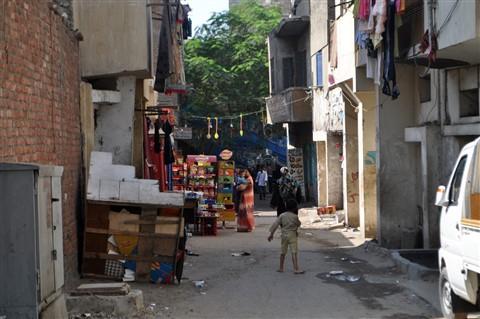 CairoStreetScene
