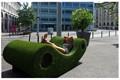 Relaxing in Geneva (CH)