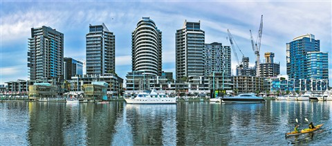 Docklands Panorama1