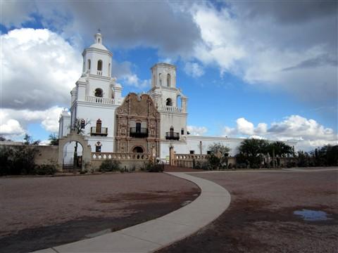Mission San Xavier del Bac2011 056