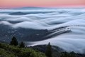 Fog Wave Over Mill Valley
