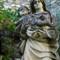 L1000475-Avignon-Suedfrankreich-Abbey-St-andre-Garten-Statue