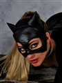 Chrsitine as Catwoman