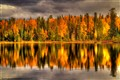 Arc Lake in Autumn