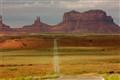 southwestern scenic road
