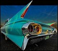 Tail Fins...1961 Cadillac Sedan DeVille