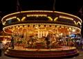 Fairground Carousel 1600
