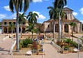 Central square and park, Trinidad, Cuba