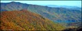 Fall Colors in Ashville Mountains & Swannanoa River