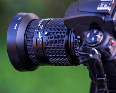 Nikon 35-70 f/2.8D AF on a D700