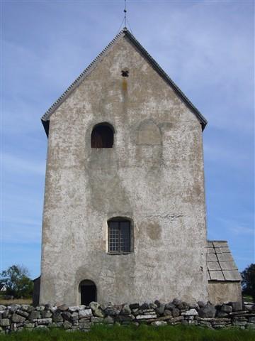 Medieval church, Øland, Sweden