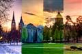 Notre Dame 4 Seasons