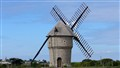 Windmill in Guerande (F)
