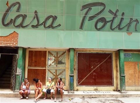 Casa Potin, Havana