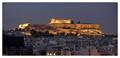 The Acropolis, Athens.