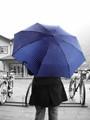 under the blu umbrella
