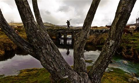 Portugal - Arouca Geopark - The Shepherd