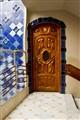 Door by Antoni Gaudí