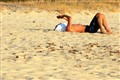 beach bum...