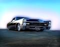 A mid sixties Cadillac.